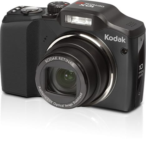 Kodak introduces EasyShare Z915 with 10x zoomer