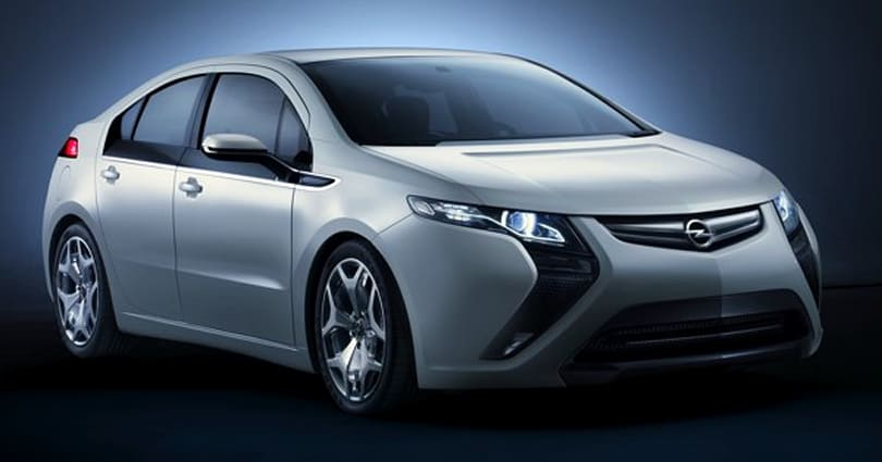 Opel Ampera popular in ye old continent, likely to meet sales goals unlike Volt