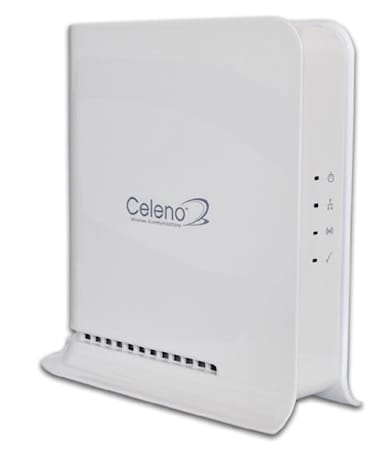Comtrend's wireless video adapters based on Celeno HD WiFi chip