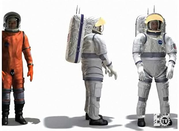 Video: NASA's next-gen space suit back on track