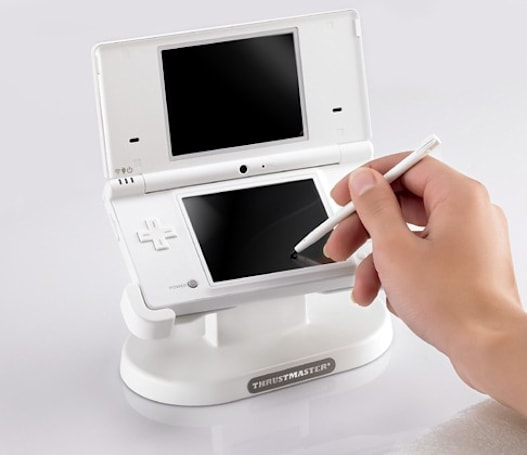 Thrustmaster intros T-Standee and T-Strap chargers for Nintendo DSi