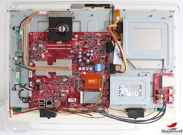 MSI's all-in-one Wind Top AE1900 gets dissected