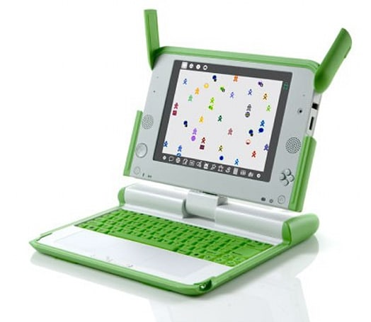 India bids mythical $10 laptop adieu, turns to OLPC