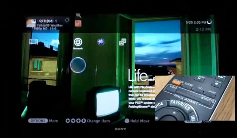 Video: Sony's XBR9 and Z-series TVs herald the death of the set-top-box