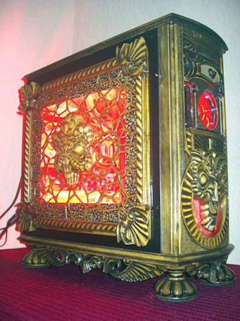 Insane Russian casemod shamelessly puts good taste to bed once and for all