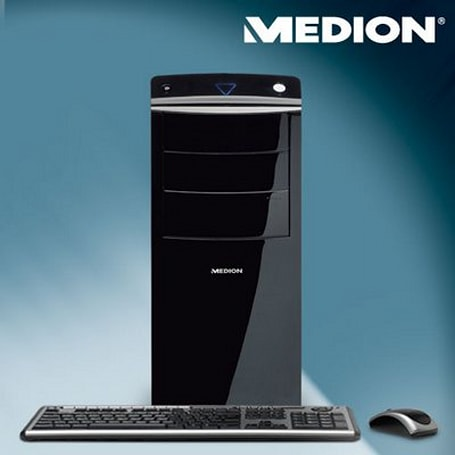 Medion's Akoya P7700 D PC will do your multimedia right on a budget