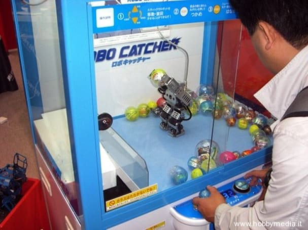 Video: RB2000 featured in new, improved Robo Catcher