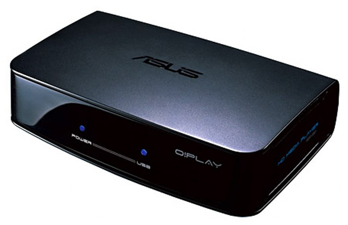 ASUS O!Play HDP-R1 media player won't likely get an O-face