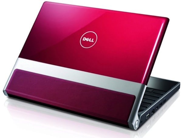 Dell's Studio XPS 13 and 16 laptops with a kiss of Merlot Red