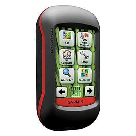 Garmin launches Dakota line of handheld GPS units for the great outdoors
