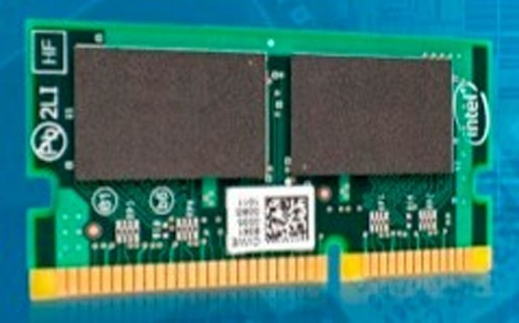 Intel's Braidwood looks to take another stab at Turbo Memory