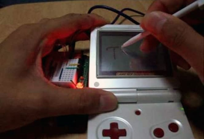 Video: GBA SP gets touchscreen hack, turns Nintendo concept into reality