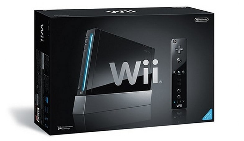 Black Wii now available from importers for $333