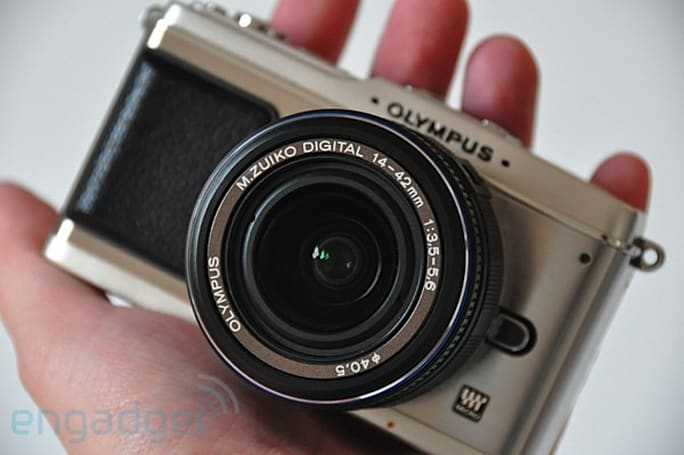 Olympus E-P1 hands-on, test shots, and mini-review