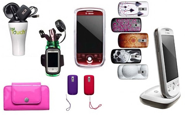 T-Mobile rolling out plethora of myTouch accessories
