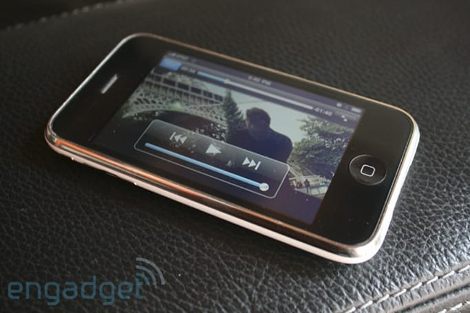 iPhone 3GS totally capable of 1080p video playback