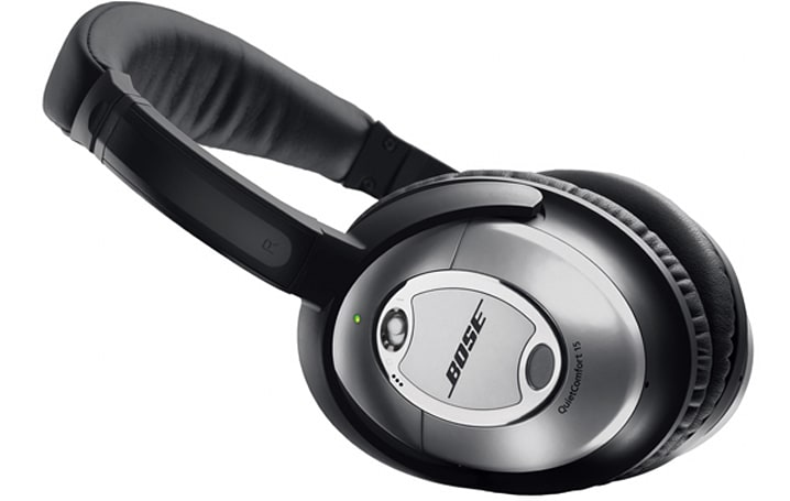 Bose recruits QuietComfort 15 headphones into war on noise