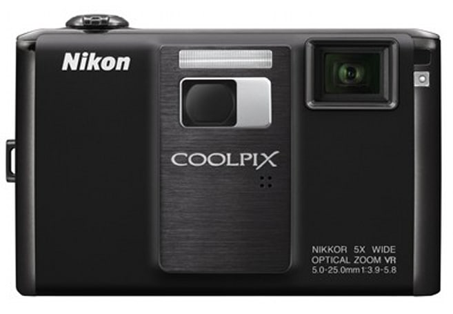Nikon Coolpix S1000pj to boast projector? Sure looks like it!