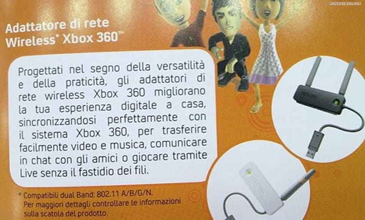 Xbox 360 802.11n adapter spotted in Gears of War 2 box, longs for the comfort of your living room