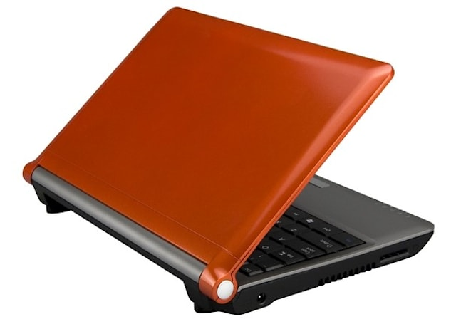 VIA unveils its 1080p-playing SurfBoard NetNote, we'll still call it a netbook