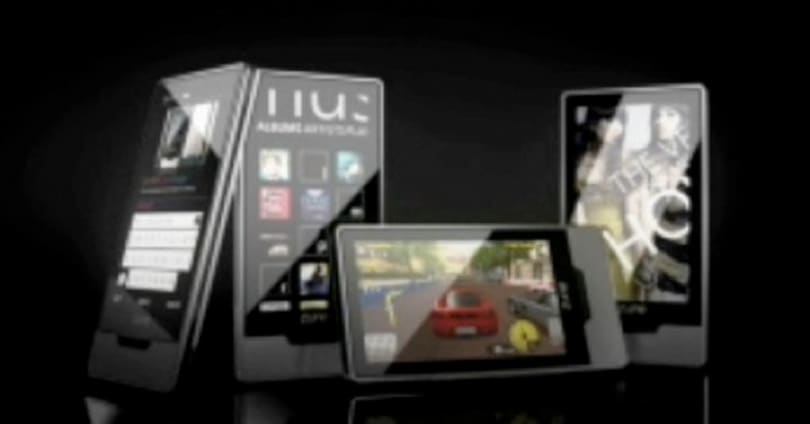 Zune HD promotional videos offer brief glimpse at 3D gaming