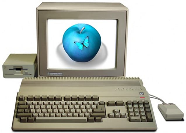 MorphOS for Amiga adds Mac mini support, someone in Europe is delighted