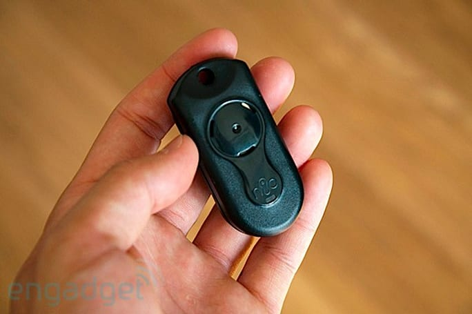 nio Bluetooth security tag review: your phone's new muscle