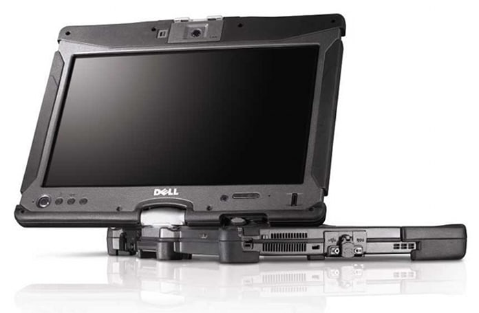 Dell's Latitude XT2 XFR rugged tablet gets official