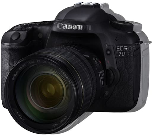 Canon's EOS 7D experiencing 'residual image' phenomenon, fix is on the way