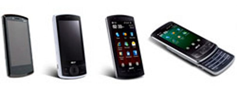 Acer to unveil 8 to 10 phones next year, show more love to Android