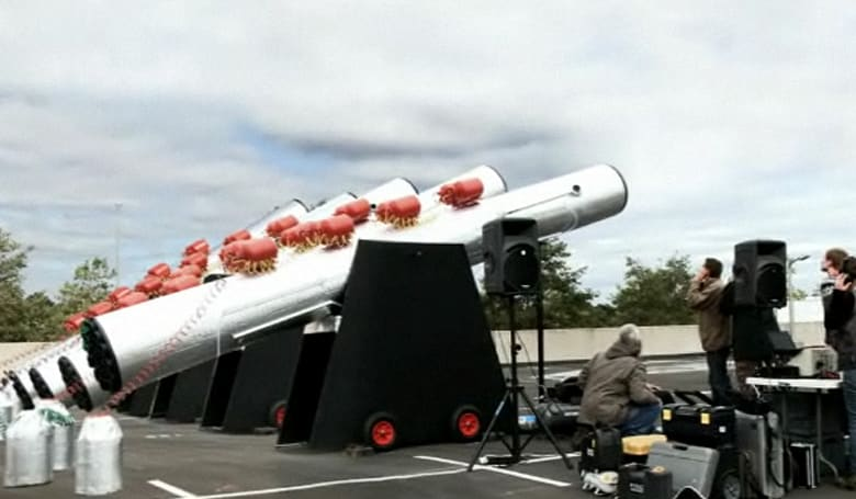 Intel fires employees out of cannons, flirts with supervillainy
