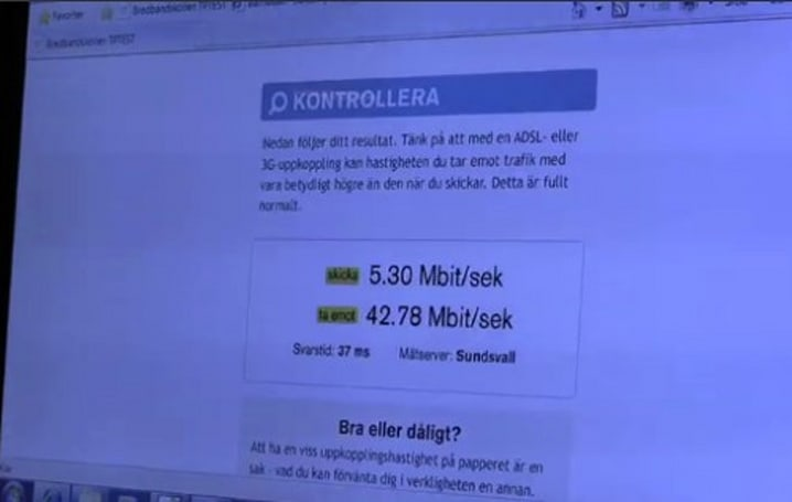 TeliaSonera's new LTE network astounds with 43Mbps downloads