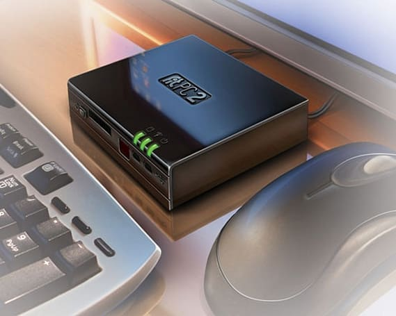 CompuLab's fit-PC2i is extra tiny, ready for Windows 7