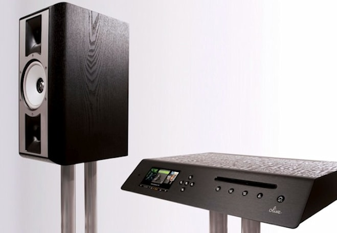 Olive and Thiel team up for a high end, high priced audio server