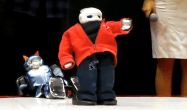 Manoi Go break-dancing robot blows our minds