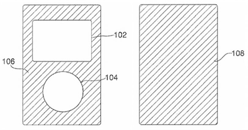 Apple patent application two-fer: new gesture inputs, solar-powered iPods?