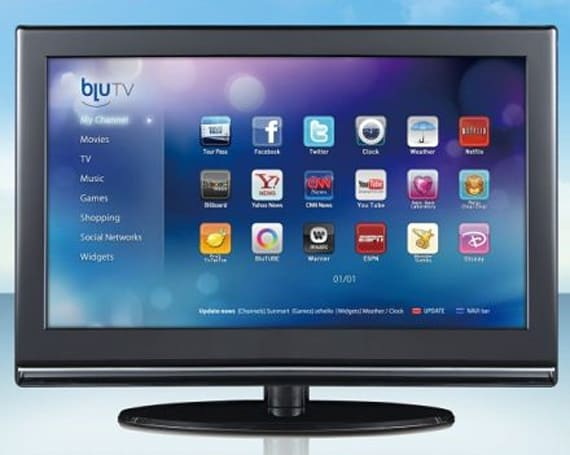 Blu-TV brings interactive IPTV to disc players, starting with the BDP-83