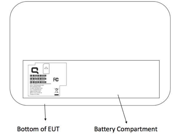 HP Compaq AirLife 100 smartbook hits the FCC