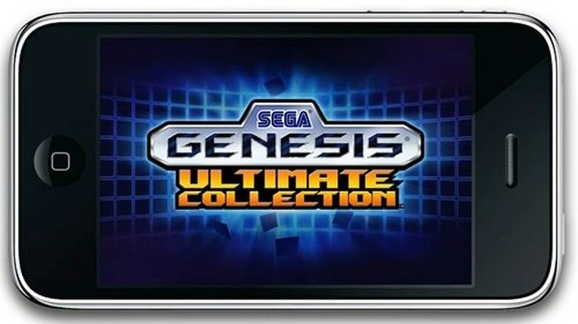 Sega Ultimate Genesis Collection bringing official Genesis emulation to iPhone, pain to your wallet