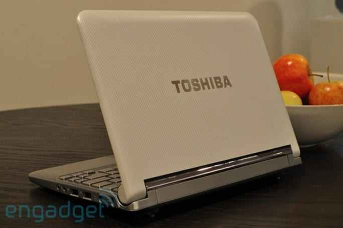 Toshiba Mini NB305 review