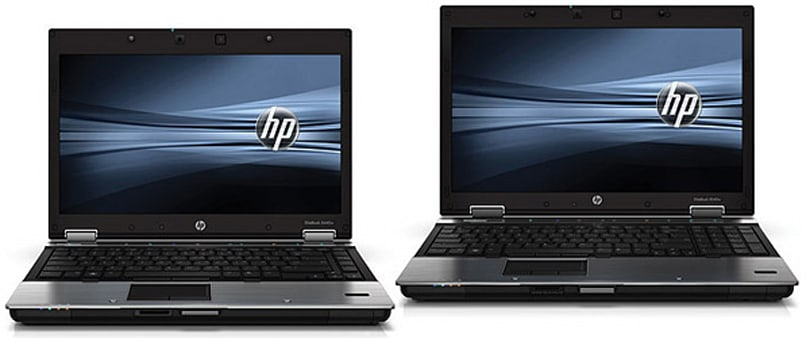 HP's 8440 and 8540 EliteBooks ready to ship with Core i7 inside