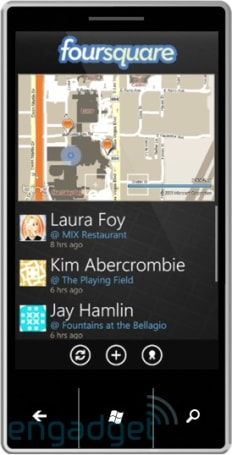 Microsoft announces Windows Phone 7 Series dev partners and details apps: Sling, Pandora, Foursquare and Xbox gaming (video!)