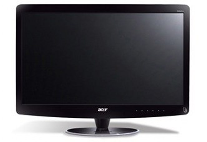 Acer D241H monitor has built-in WiFi, media player, identity crisis