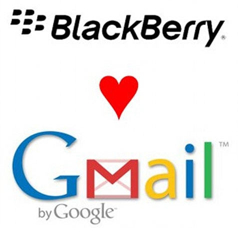 Confirmed: BlackBerry two-way sync for Gmail is now live