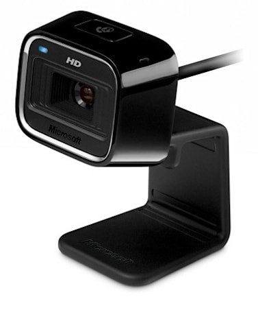 Microsoft's budget 720p HD-5000 LifeCam reviewed (video)