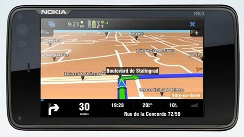 Sygic Mobile Maps for Nokia N900 brings turn-by-turn to Maemo