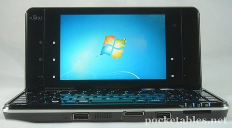 Fujitsu's LifeBook UH900 gets reviewed, notable flaws found