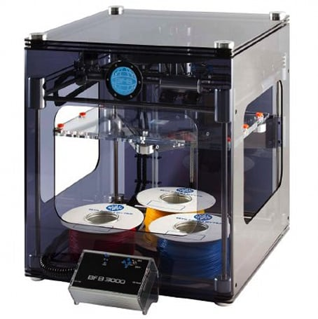 Bits from Bytes' new 3D printer extrudes with the best of 'em