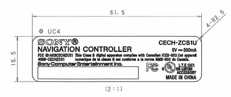 PlayStation Move sub-controller hits FCC, will be named Navigation Controller