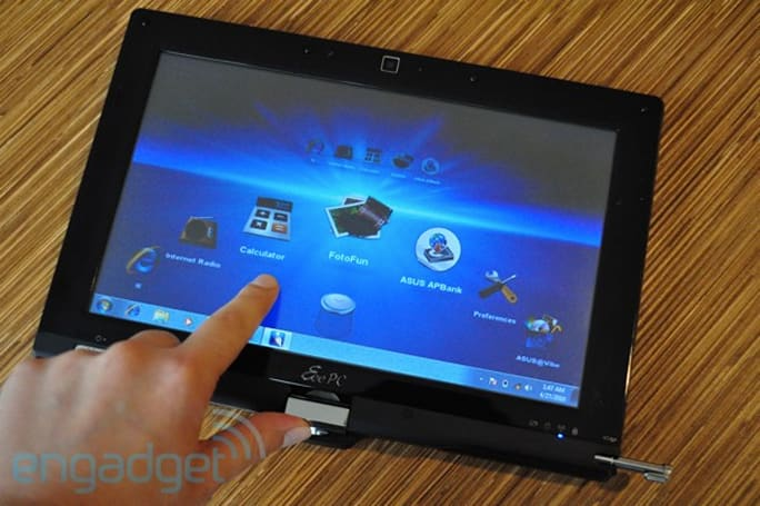 ASUS Eee PC T101MT review